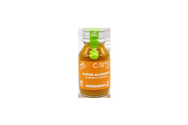 boisson energisante guarana-curcuma